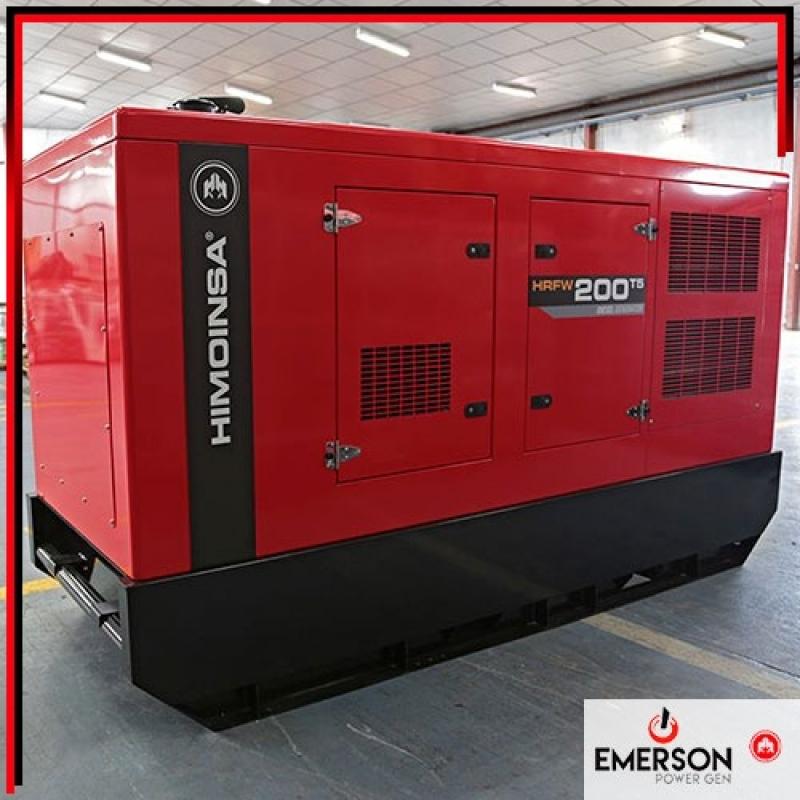 Aluguel de Gerador 60 Kva Orçamento Osasco - Aluguel de Gerador a Diesel