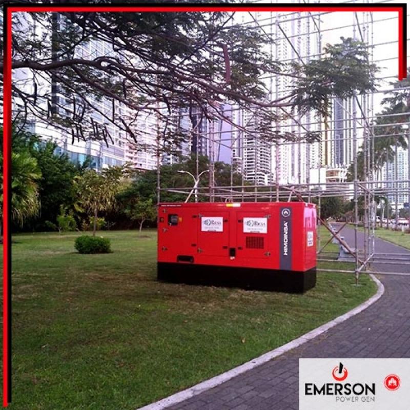 Aluguel de Gerador para Eventos Valor Ribeirão Corrente - Aluguel de Gerador de Energia
