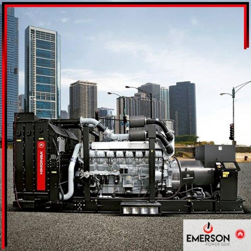 Comprar Gerador de Energia de 15kva Cidade Universitária I - Gerador de Energia a Gasolina