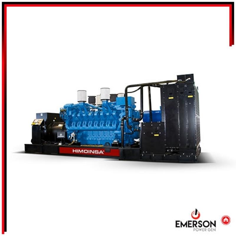 Empresa de Aluguel de Gerador Pequeno Votorantim - Aluguel de Gerador a Diesel