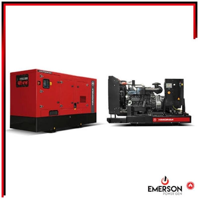 Gerador 220v Bifásico Ibiti Reserva - Gerador Bifásico Diesel