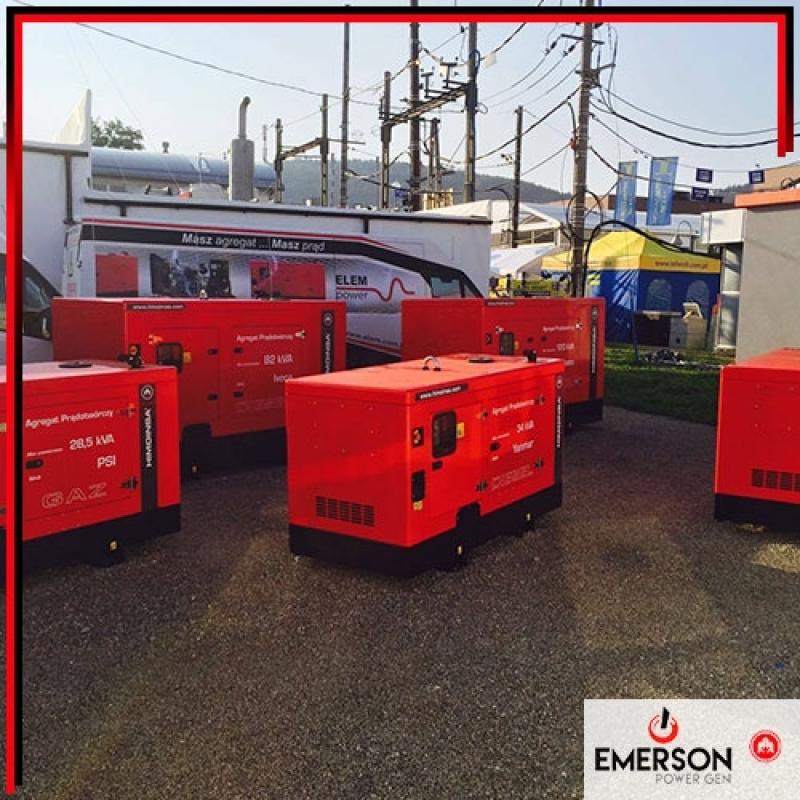 Gerador a Diesel de 10kva Irapuru - Gerador a Diesel Pequeno