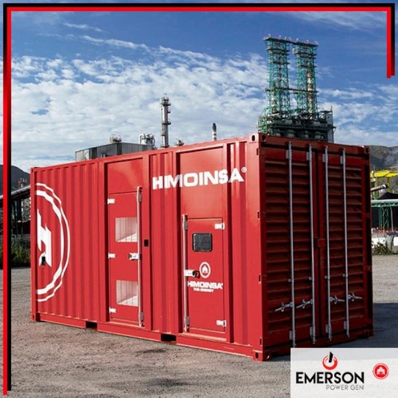 Gerador de Energia Elétrica Paineiras do Morumbi - Gerador de Energia a Gasolina