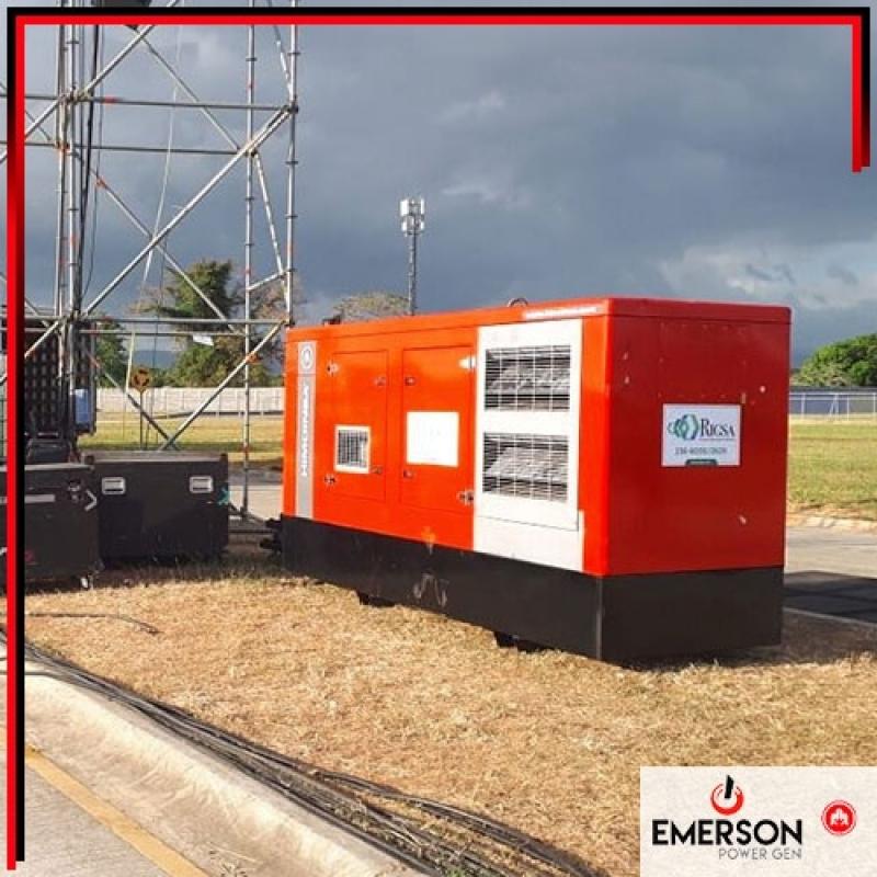 Gerador de Energia para Condomínios Preço São Caetano do Sul - Gerador de Energia a Gasolina