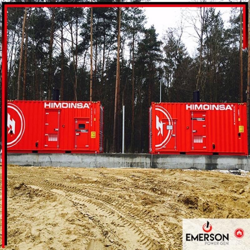 Geradores de Energia a Diesel Barra do Turvo - Gerador de Energia a Gasolina