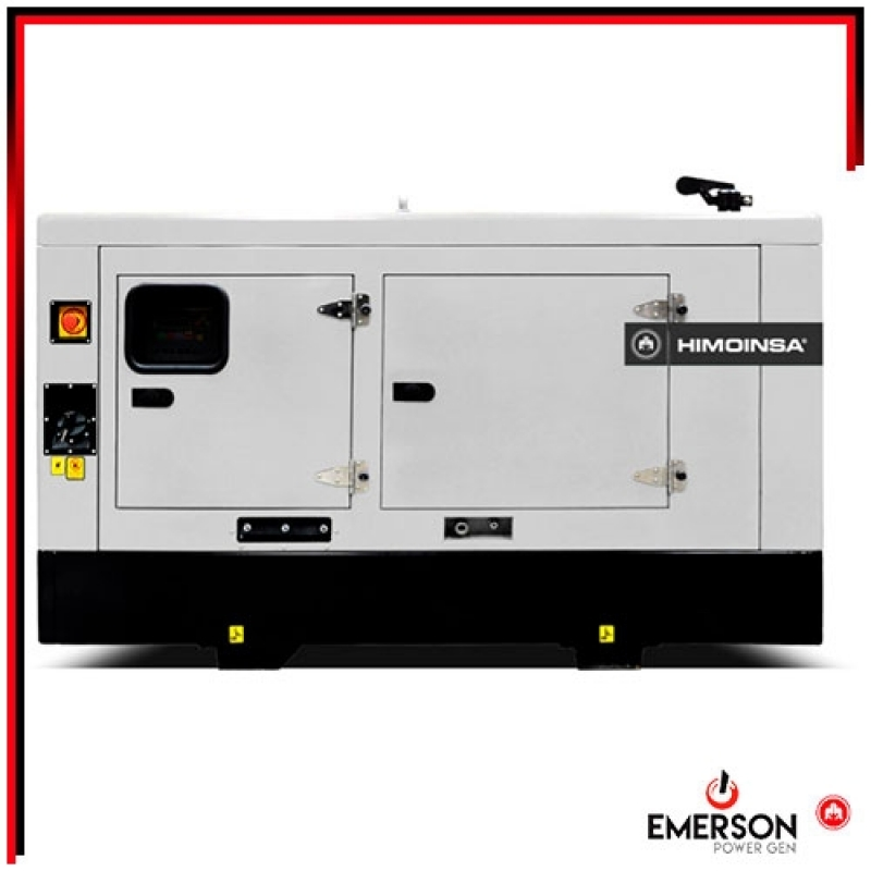 Grupo Gerador Branco Diesel Valor Alto Tiete - Grupo Gerador de Energia