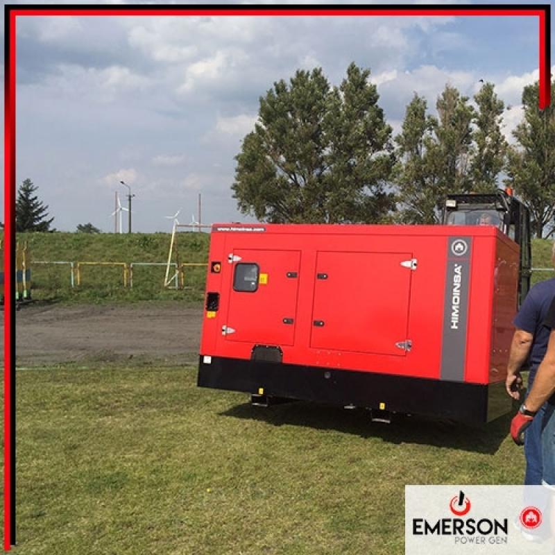 Grupo Gerador Diesel 150 Kva Pereira Barreto - Grupo Gerador de Energia
