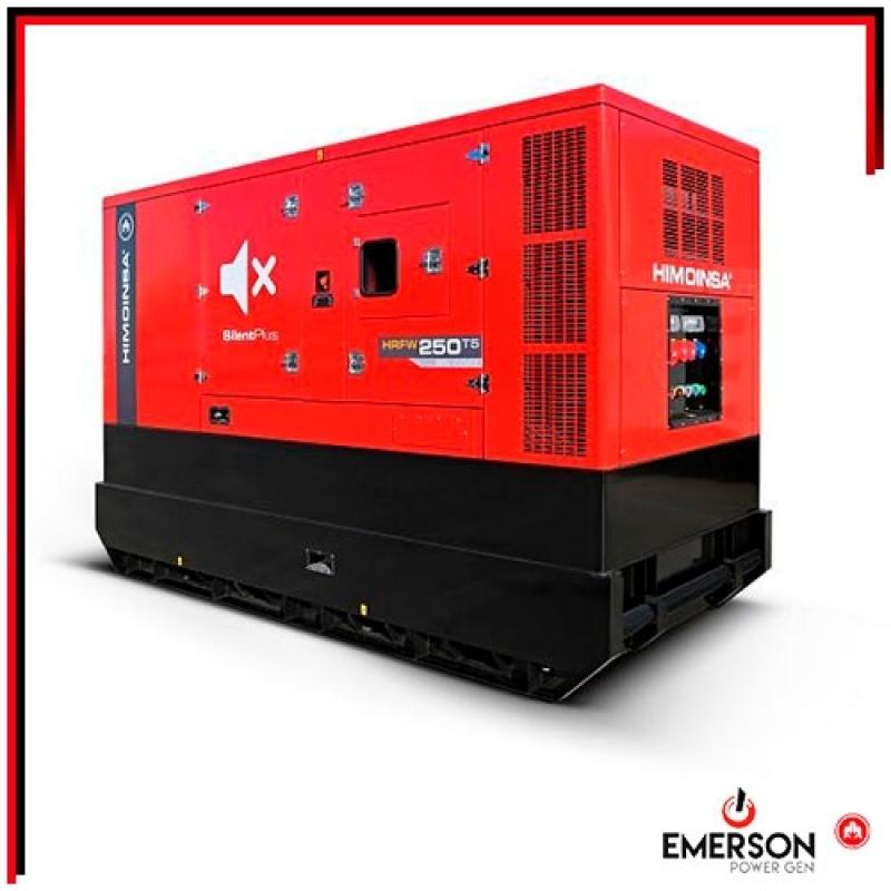 Instalação de Gerador a Diesel Sarutaiá - Instalação de Gerador em Condomínio Empresarial