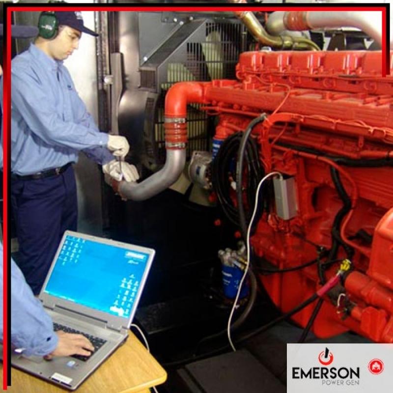 Instalação de Geradores a Diesel Custo Botucatu - Instalação de Gerador de Energia