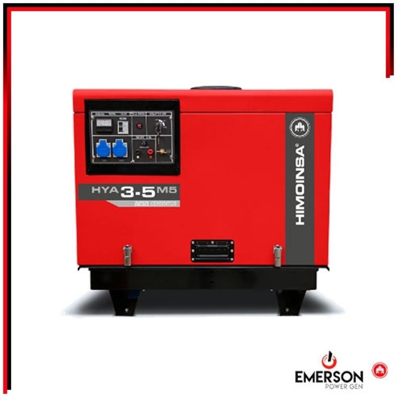 Instalação de Geradores a Diesel Valor Boracéia - Instalação Gerador Residencial