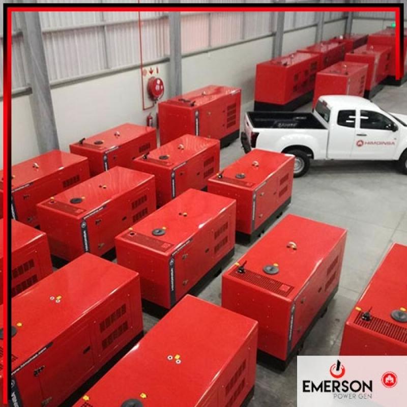 Lugar Que Faz Reparo para Gerador Diesel de Emergência Morro da Pólvora - Reparo para Gerador a Diesel para Elevador