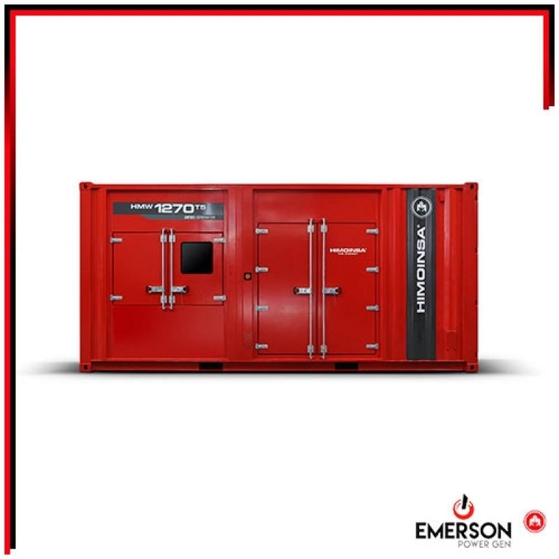 Reparo para Gerador a Diesel Trifásico Estiva Gerbi - Reparo para Gerador a Diesel para Elevador