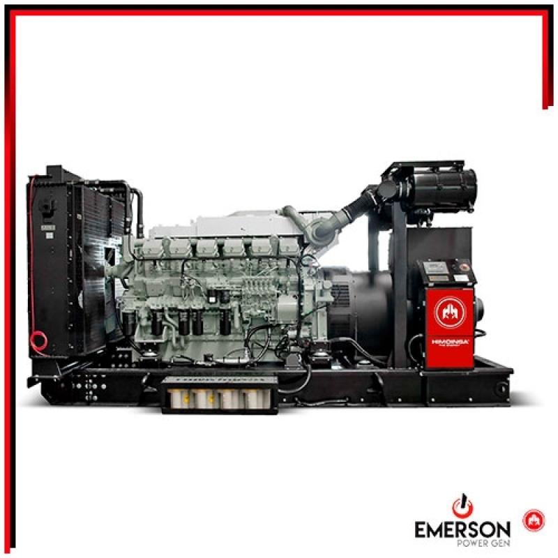 Reparos para Gerador a Diesel de Energia Grande São Paulo - Reparo para Gerador a Diesel para Elevador