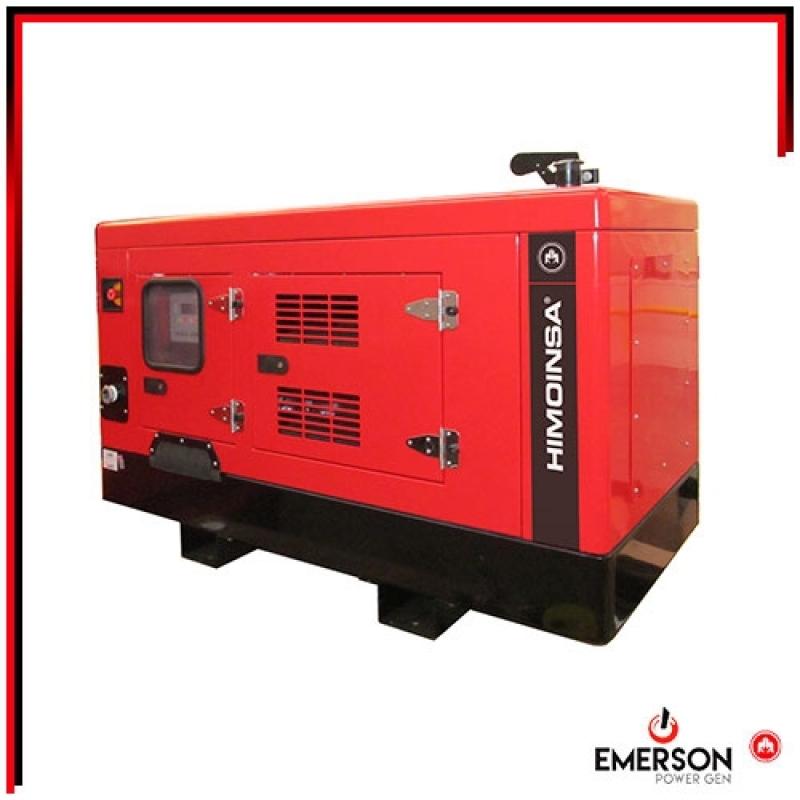 Reparos para Gerador a Diesel para Residência Itaju - Reparo para Gerador a Diesel para Elevador