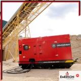 alugar gerador de energia a diesel Roseira