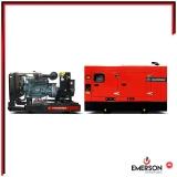 assistência técnica para gerador a diesel 50kva valor São Paulo