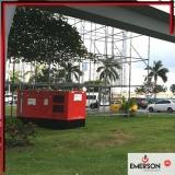 gerador a diesel pequeno preço Av. Brasil