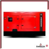 gerador a diesel silencioso preço Parque Santo Eduardo