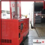 gerador de energia a diesel preço Rancharia