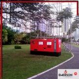 gerador de energia silenciado preço Sales Oliveira