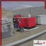 gerador a diesel bifásico