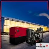 gerador a diesel de energia
