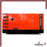 instalação gerador diesel