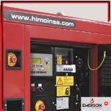 locação de gerador a diesel valor Elisiário