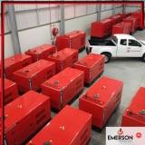 lugar que faz reparo para gerador diesel de emergência Morro da Pólvora