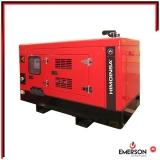 manutenção corretiva de gerador a diesel