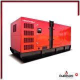 manutenção corretiva de gerador de energia elétrica