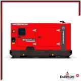 manutenção de gerador a diesel Alambari