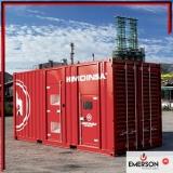 manutenção grupo gerador diesel Bariri