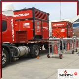onde encontro venda de gerador de energia a diesel Votuporanga