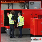 reparos para gerador diesel de emergência Riversul