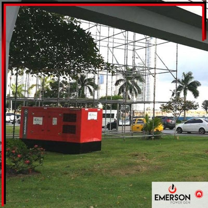 Venda de Gerador 40 Kva Mais Barata Euclides da Cunha Paulista - Venda de Gerador Diesel