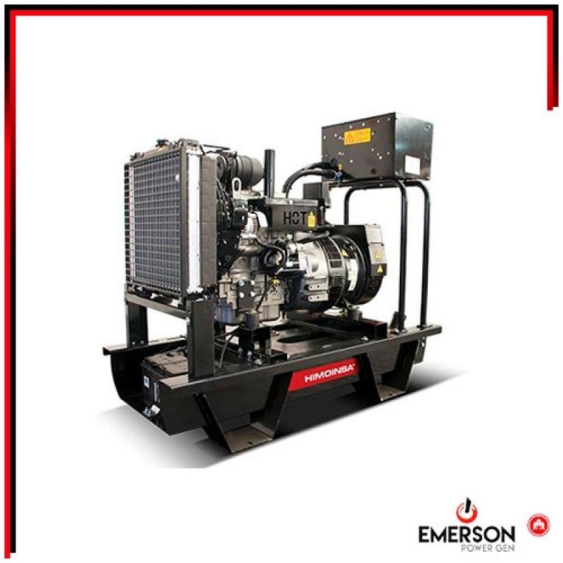 Venda de Gerador de Energia a Diesel Valor Bernardino de Campos - Venda de Gerador de Energia para Condomínios