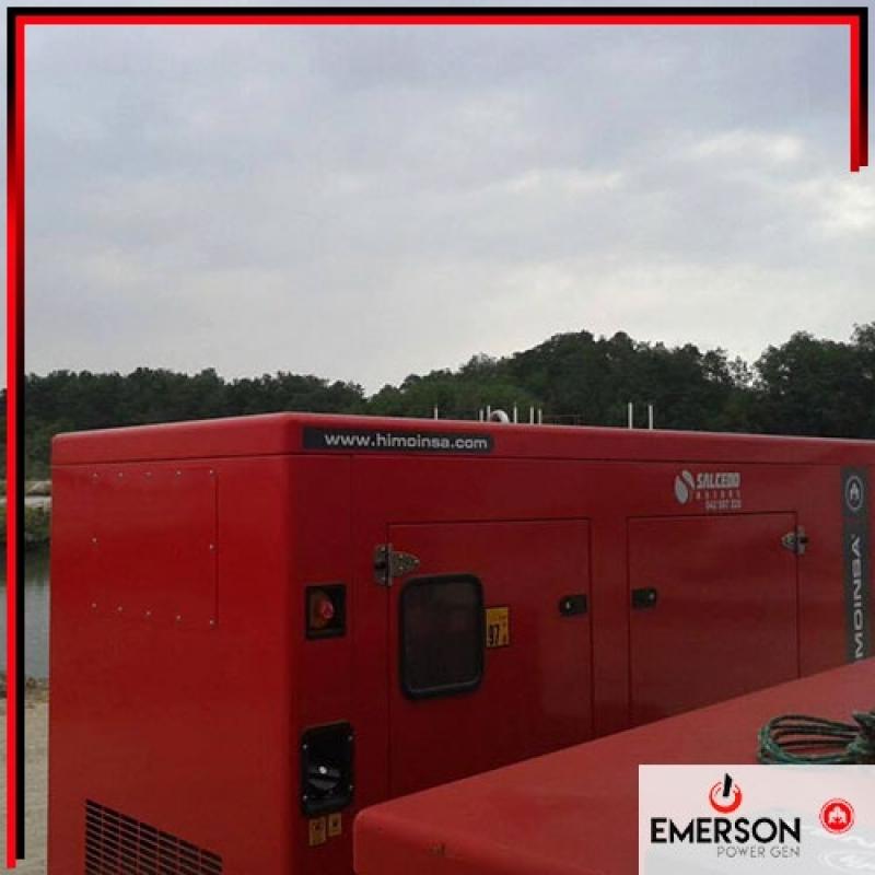 Venda de Gerador de Energia a Diesel Iguape - Venda de Gerador 500 Kva