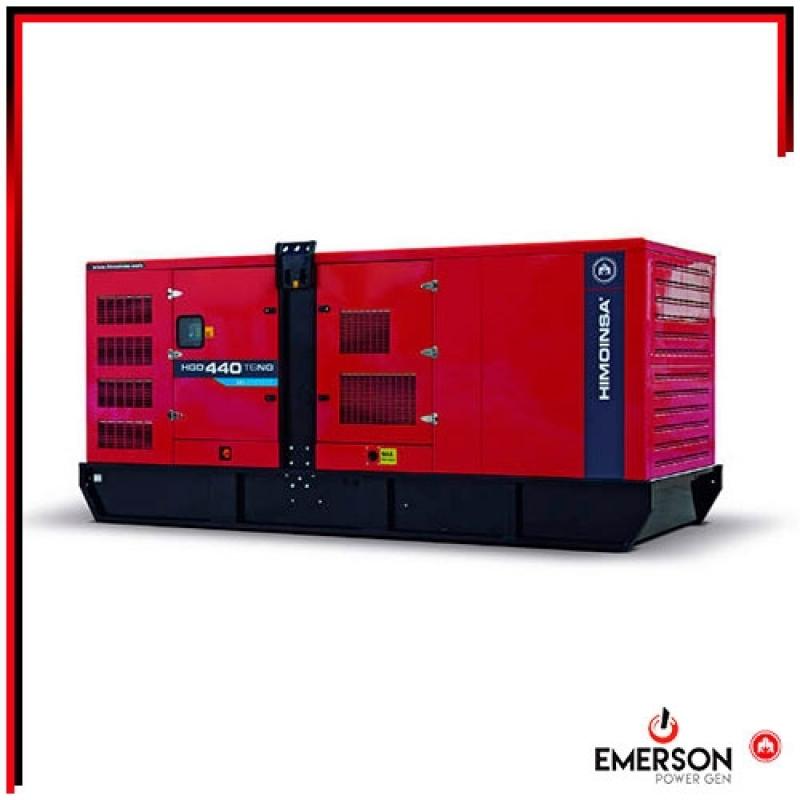Venda de Gerador de Energia para Elevadores Salto Grande - Venda de Gerador 40 Kva