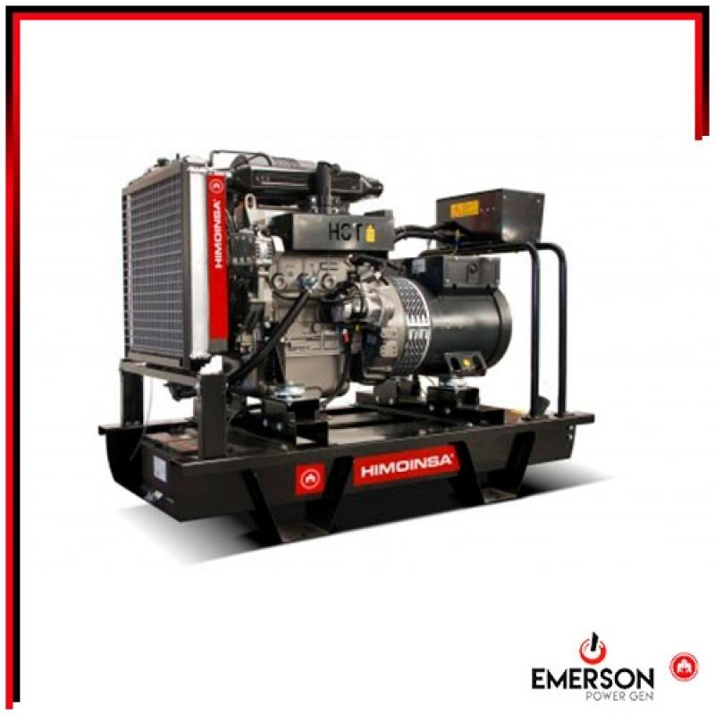 Venda de Gerador Diesel Mais Barata Tarabai - Venda de Gerador de Energia para Elevadores